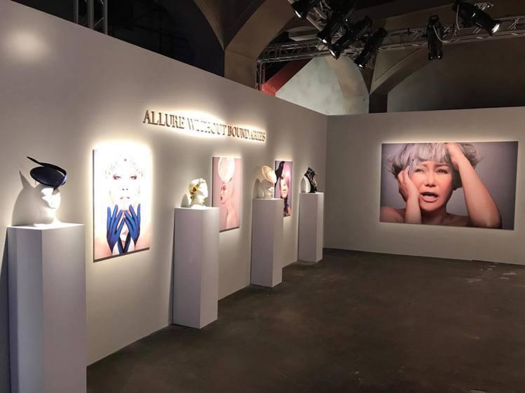 小凱老師全新彩妝書《17》於10月28日至10月30日在華山文創園區舉辦彩妝書攝...