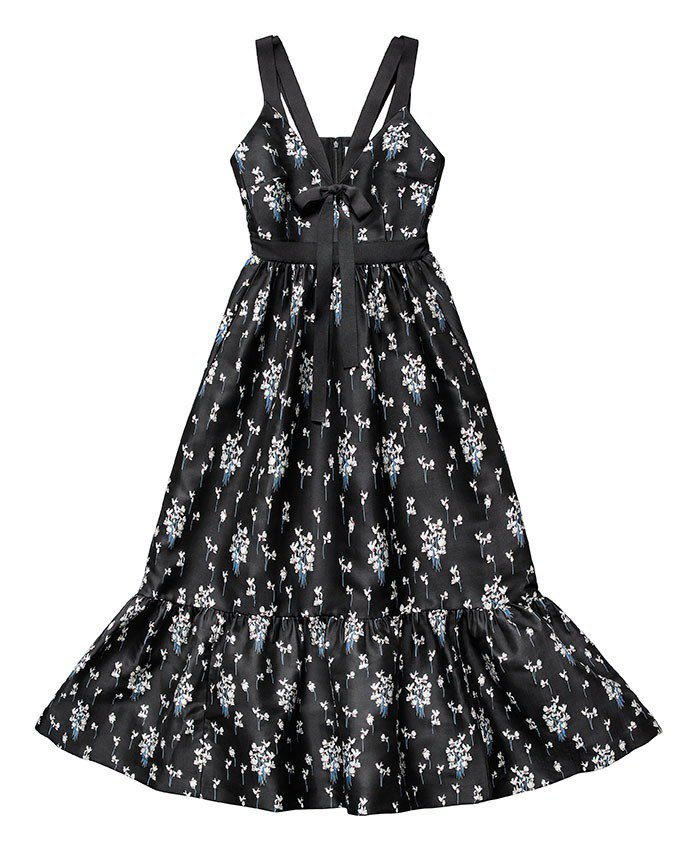 ERDEM x H&MM系列女裝,7,999元。圖/H&M提供