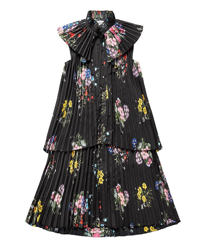 ERDEM x H&M系列女裝,4,999元。圖/H&M提供