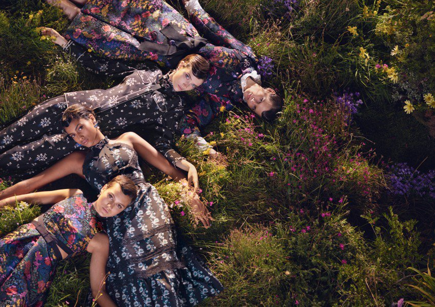 H&M最新設計師聯名系列ERDEM X H&M將於11月2日上午於微風松高店獨家...
