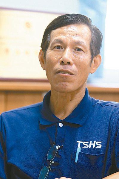 中華整廠發展協會理事長謝木林。 圖/中華整廠發展協會提供