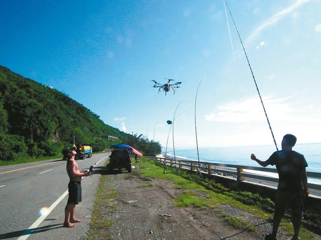 管制無人機 釣友救難協會怒了