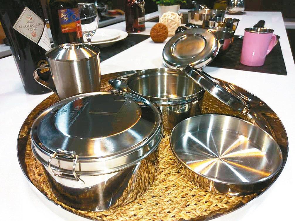 唐榮不鏽鋼餐具 醫療級材料
