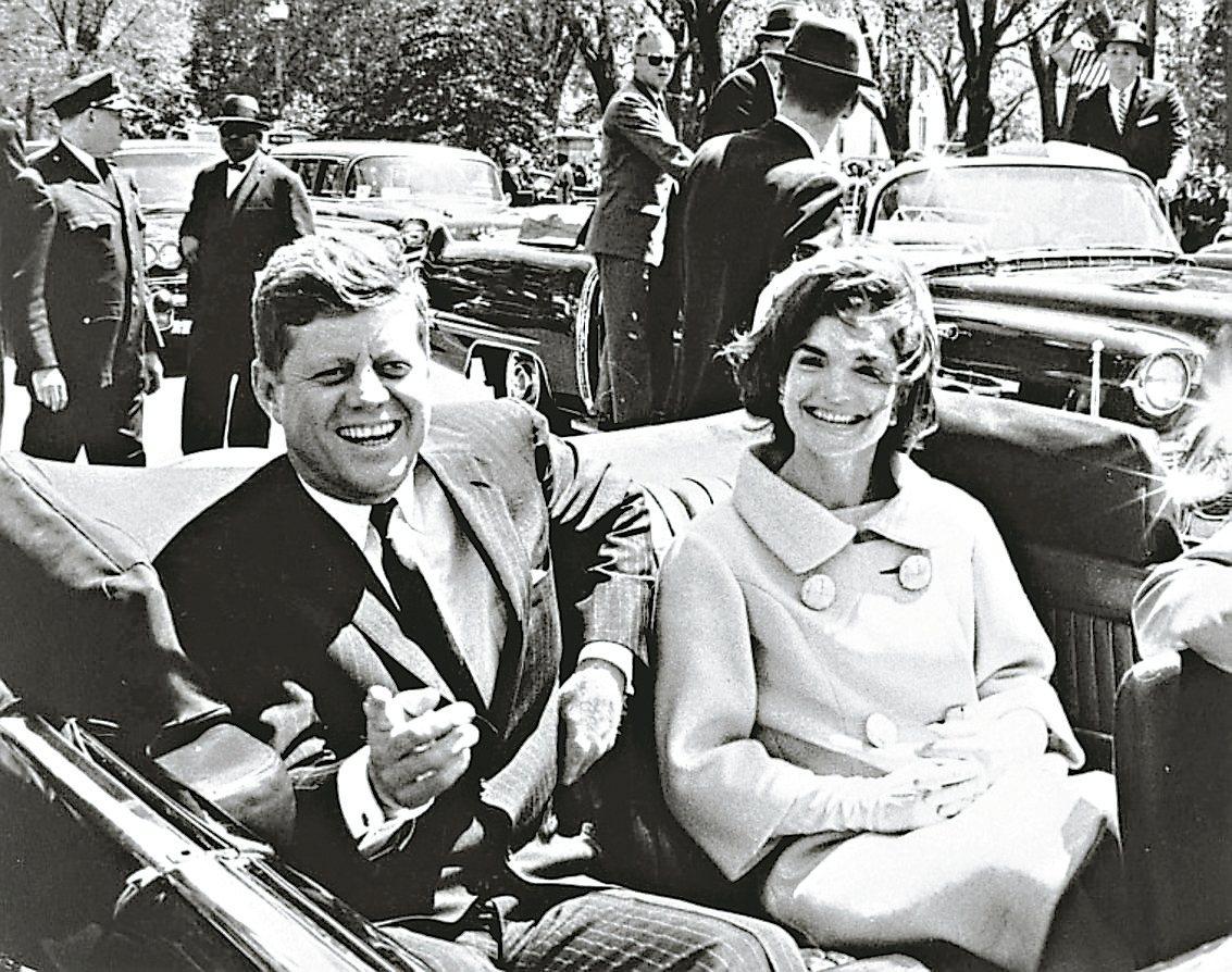 甘迺迪遇刺至今仍是懸案。 歐新社