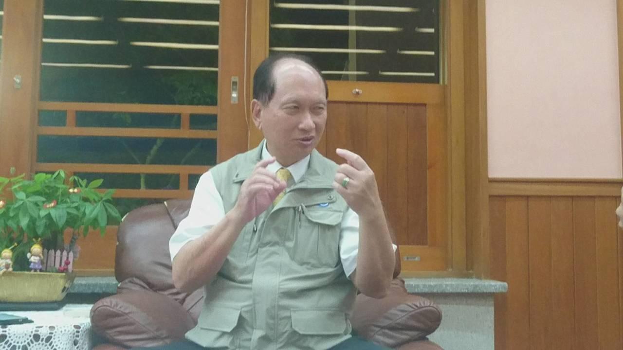 宜蘭代理縣長吳澤證實自己將離開,但非關選舉,而是行政院的需求。記者羅建旺/攝影