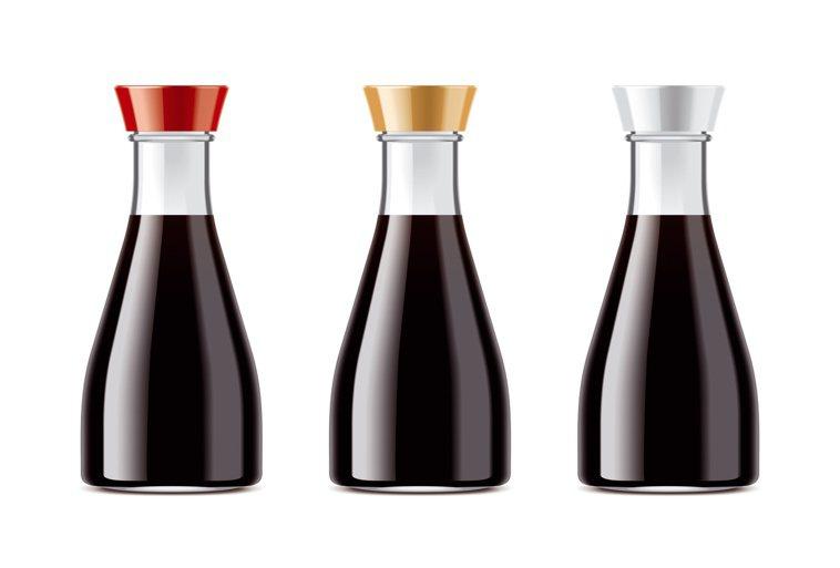 純釀醬油/化學醬油