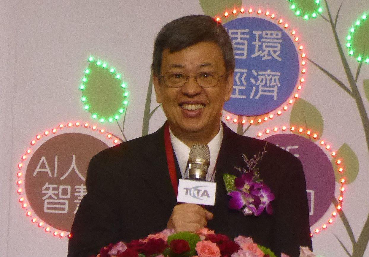 副總統陳建仁。 記者楊濡嘉攝影/聯合報系資料照