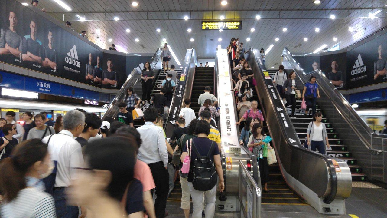 台北市10月初與新北市達成共識,明年4月前將推出30天定期票,票價預計落在新台幣...