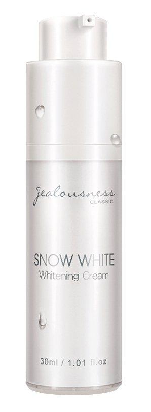 Sasa莎莎第3名:Jealousness白雪公主素顏霜,30ml售價580元。...