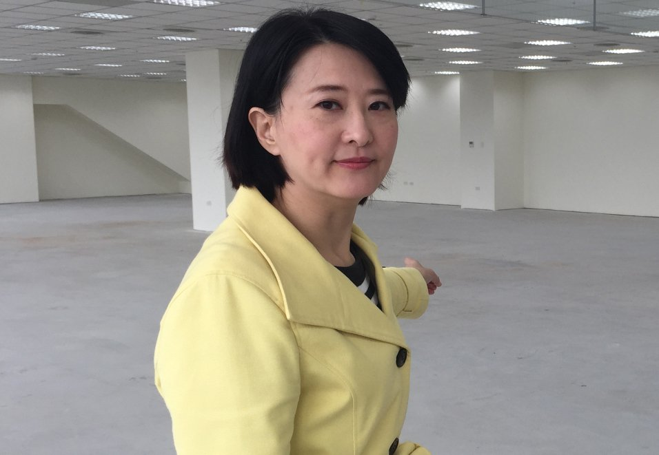 國民黨文傳會副主委王鴻薇。 聯合報系資料照片/記者莊琇閔攝影