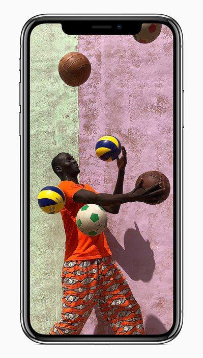 iPhone X 歐新社