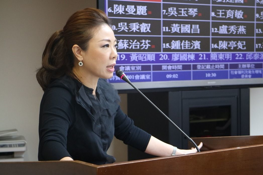 國民黨立委李彥秀。報系資料照