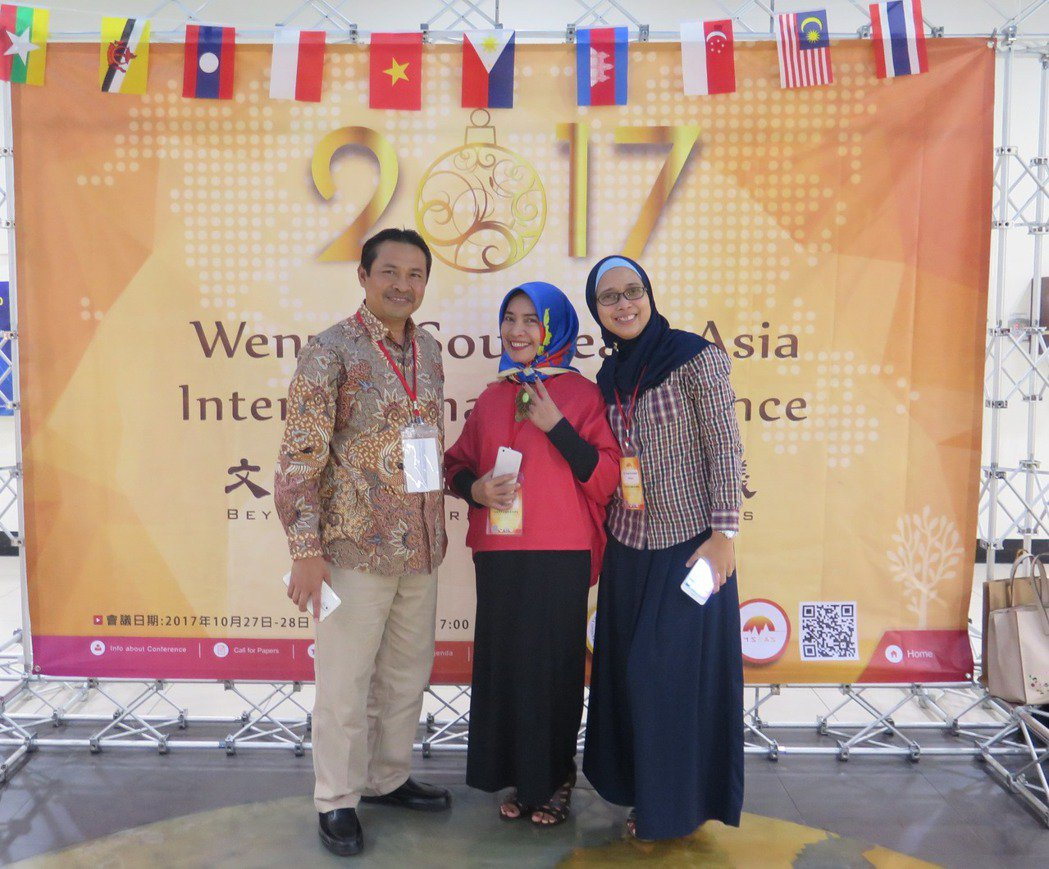 東南亞研究學者參加文藻外大舉辦的東南亞國際學術研討會,探討東南亞諸國的政治經濟、...