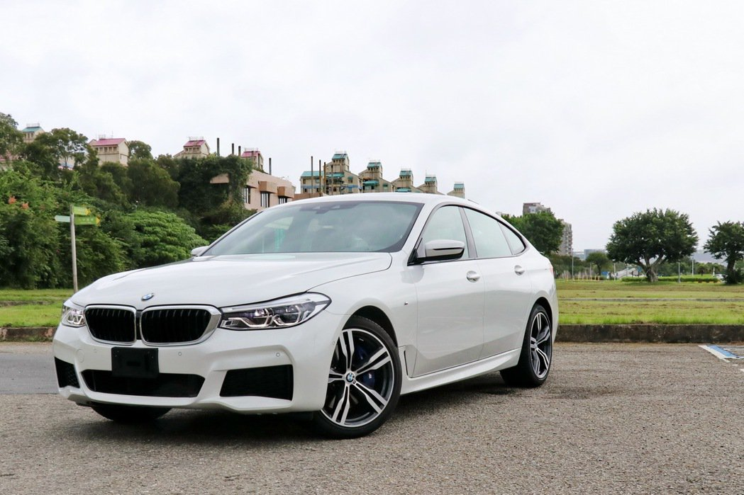 BMW 630i Gran Turismo M Sport。 記者陳威任/攝影