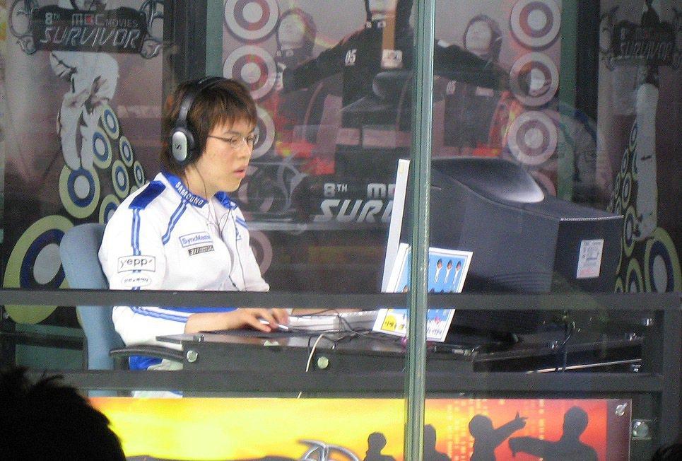 南韓《星海爭霸》明星選手 Stork(宋炳具)