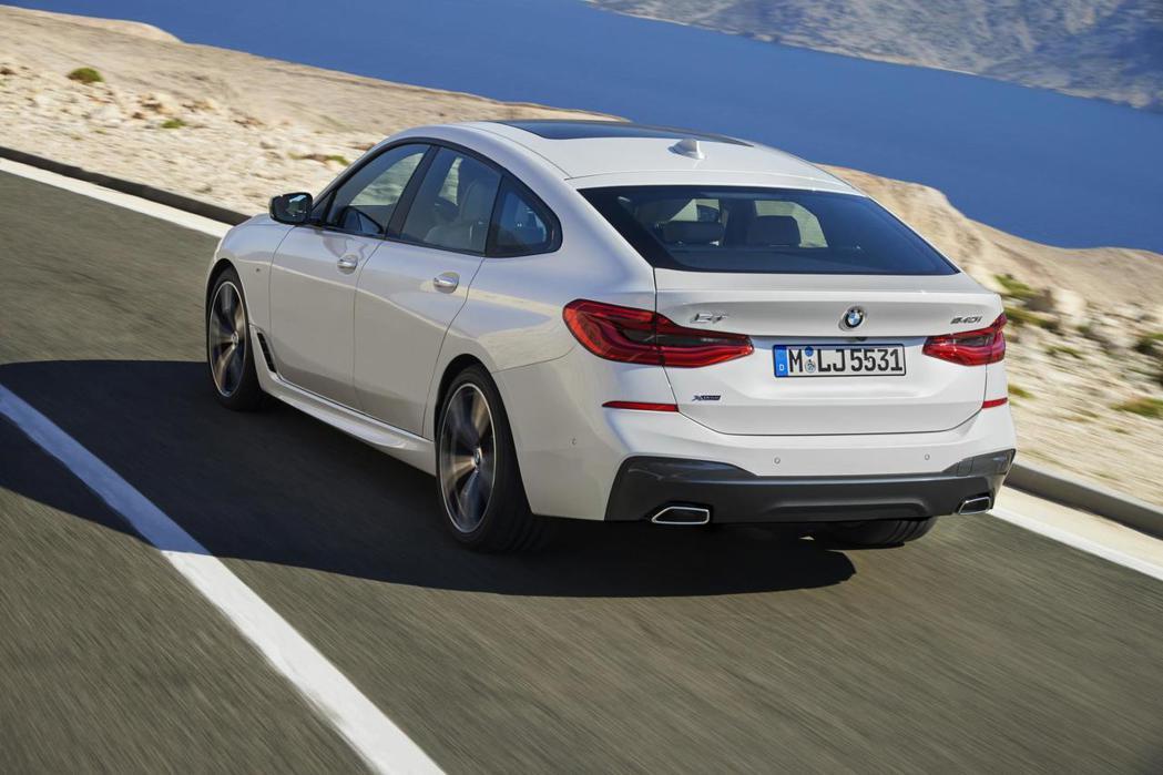 BMW 6 Series Gran Turismo是一台兼具動力表、內裝外型及空間質感的車款。 圖/BMW提供