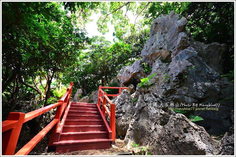 ↑走出這段棧道,就會接上無障礙步道,回到精氣小屋。