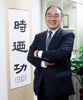 從台灣製造業環境帶起,提供工程師更好的環境,是呂正華的願景。 (攝影/藍硯琳)