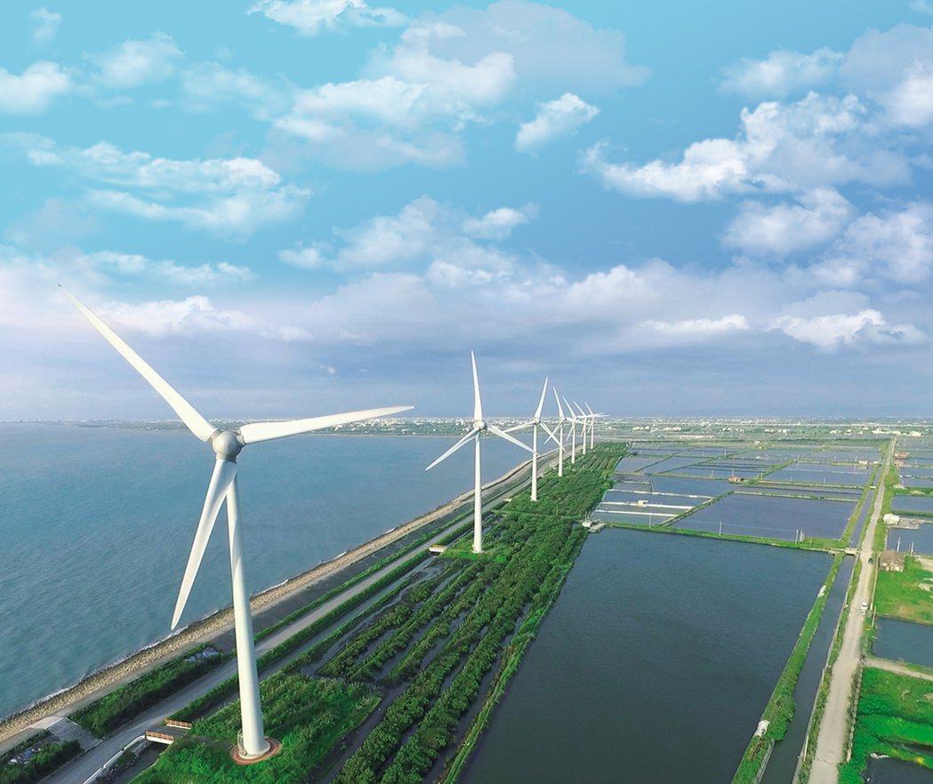彰化縣發展綠能,縣府組團到美國洛杉磯取經,希望打造風光大縣。圖/縣府提供