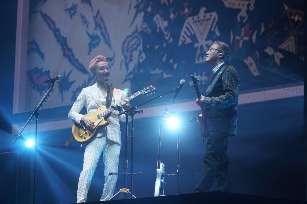 鄭中基出道20週年展開「PLAY IT AGAIN」世界巡迴演唱會。圖/寬宏提供