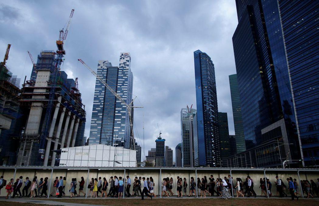 新加坡金融管理局30日公布一項強化其亞洲金融中心的藍圖,推升星國作為財富管理和外...
