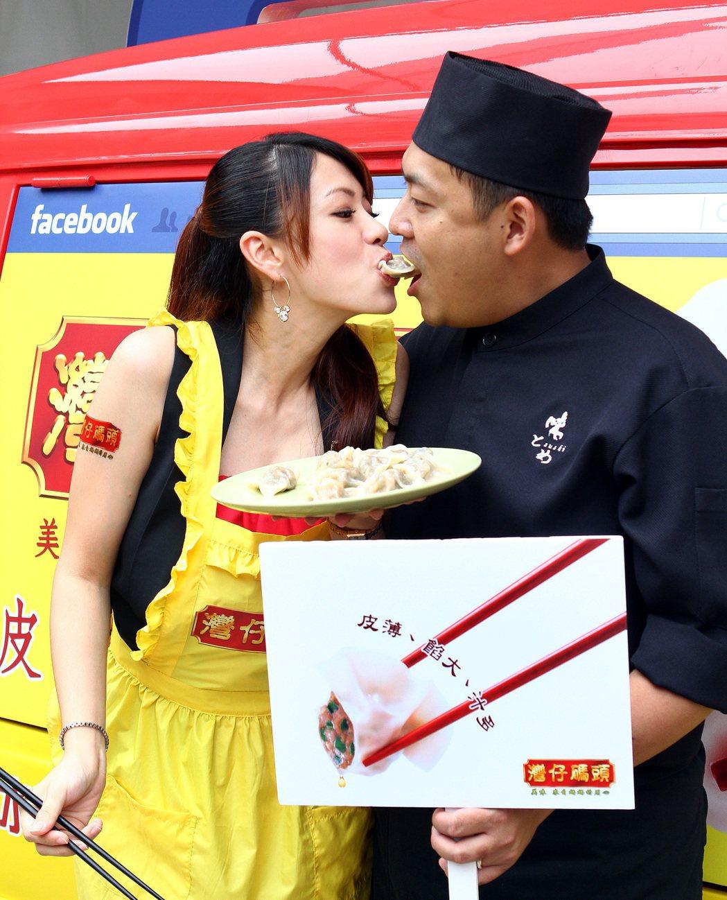 柯以柔6年前跟郭宗坤相戀,短短半年奉子成婚。 記者侯永全/攝影