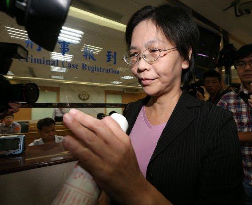 台北市長辦公室主任蔡壁如曾和趙藤雄密會過三次面。 本報資料照片