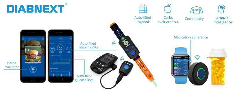 DIABNEXT透過系列產品研發組成完整的解決方案,關切糖尿病患者的生活健康數據...