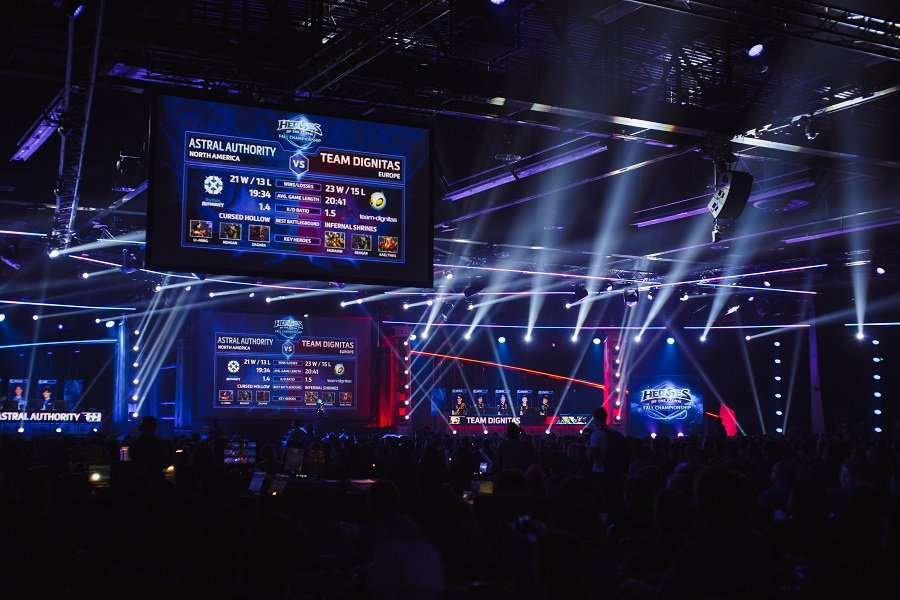 BlizzCon兩天期間將帶給玩家精采絕倫的電競賽事,包含《魔獸世界》競技場世界...