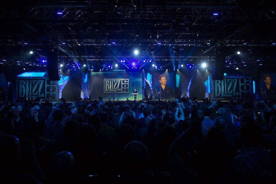 BlizzCon將於台灣時間本周六、日盛大展開,全球玩家將齊聚本週BLIZZCO...