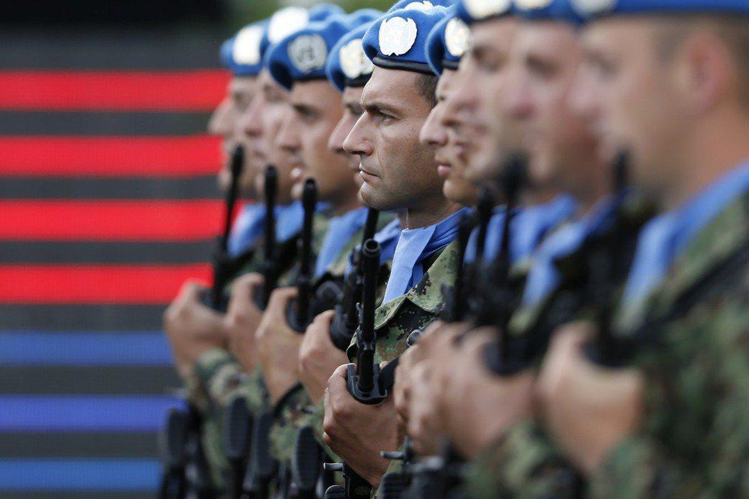 除了軍事援助之外,共同軍事演習也是塞爾維亞近年與俄羅斯合作的重頭戲。 圖/路...