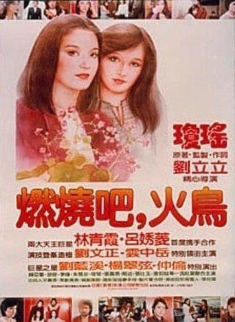 「燃燒吧,火鳥」是瓊瑤最後一部在台灣賀歲檔大熱賣的電影。圖/報系資料照片