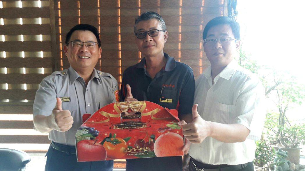 機警破解詐騙電話, 台南麻豆警方成功攔阻60萬元。圖/警方提供