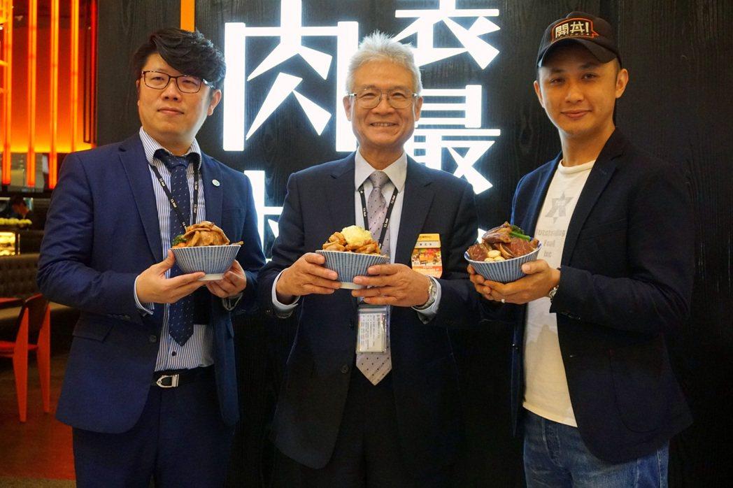 日本美食在台大受好評,「開丼燒肉VS丼飯」進駐南紡購物中心。圖/南紡購物中心提供