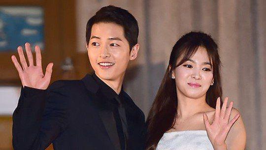 南韓知名夫妻檔宋仲基與宋慧喬傳出兩年婚姻告吹。 圖/摘自Xportsnews