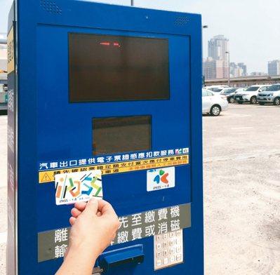 一卡通公司表示,即起全台高鐵停車場,均提供一卡通扣款繳費服務。 圖/一卡通公司提...