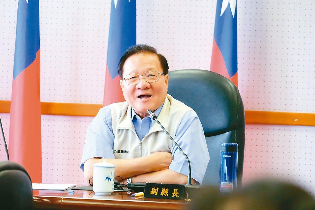 宜蘭縣副縣長朱壽騫說,當初被延攬入縣府,自認是個美麗的錯誤,如今要離開了,他反而...