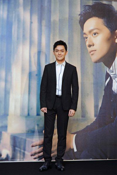 小提琴新星曾宇謙將在台舉辦,由寶島鐘表冠名贊助的獨奏會。 圖/寶島鐘表提供