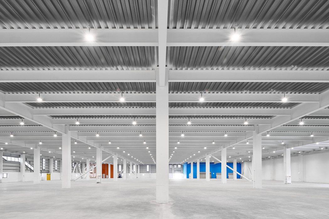 倉儲空間實景。 業者/提供。