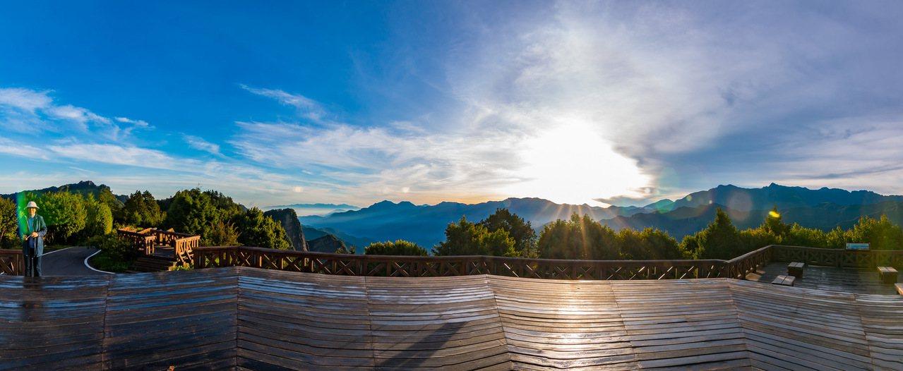 小笠原觀景台。圖/取自Davin0315 Flickr (CC BY 2.0)