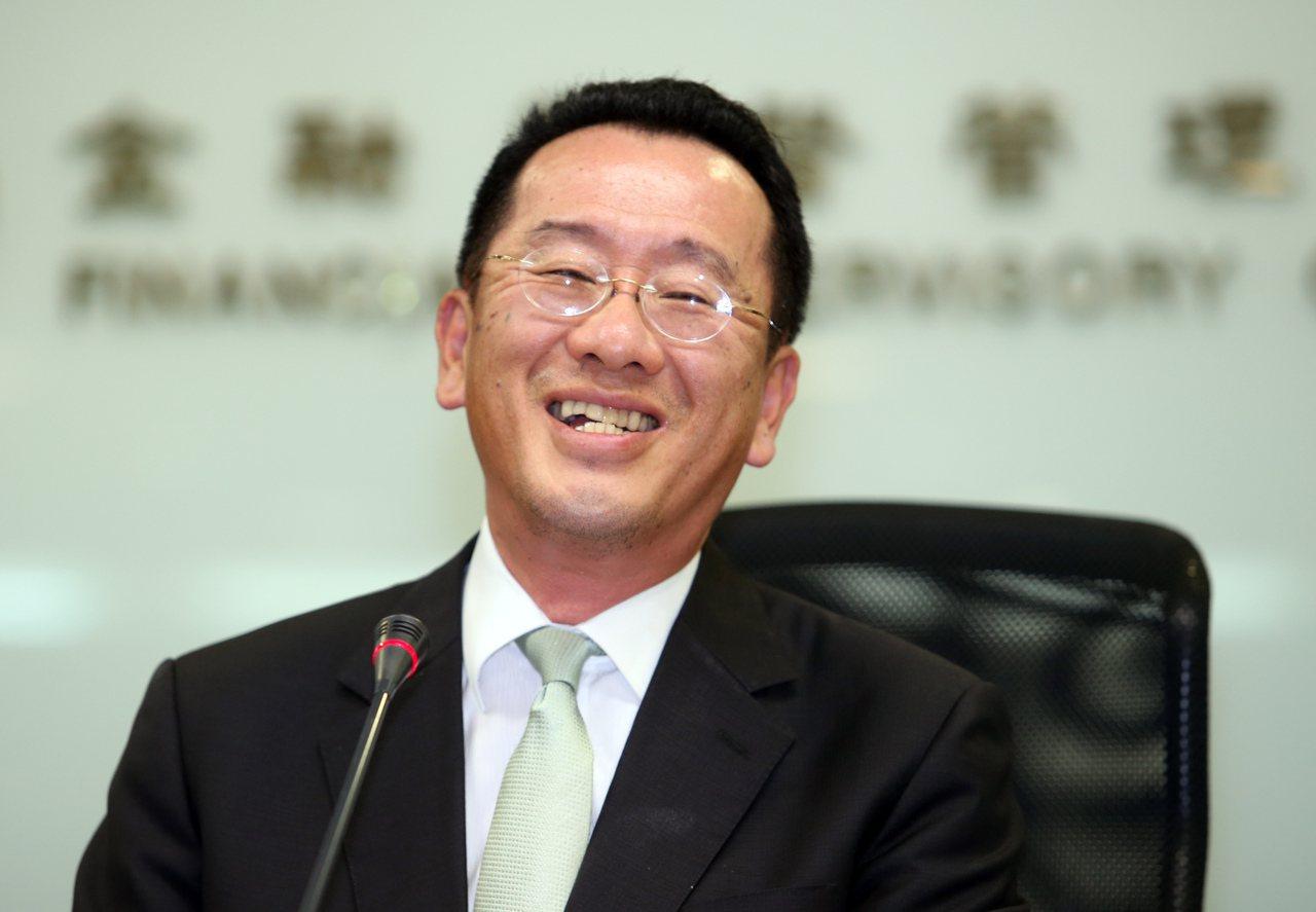金管會主委顧立雄今天(1日)再次強調,他沒有規劃要選台北市長。記者杜建重/攝影