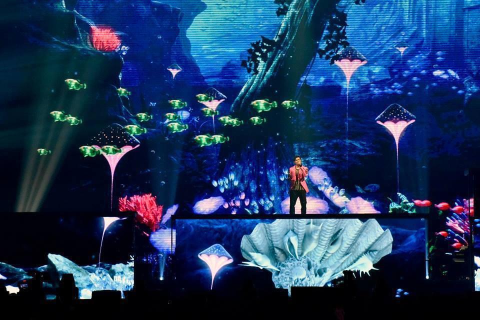 周杰倫原本月要唱回上海,現確定取消。圖/摘自周杰倫臉書
