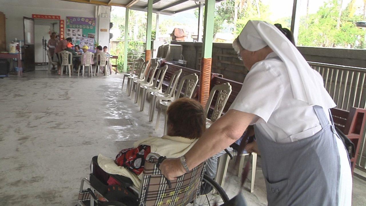 天琪幼兒園吹熄燈號後,轉型為專職照顧老人的日照中心。本報資料照片