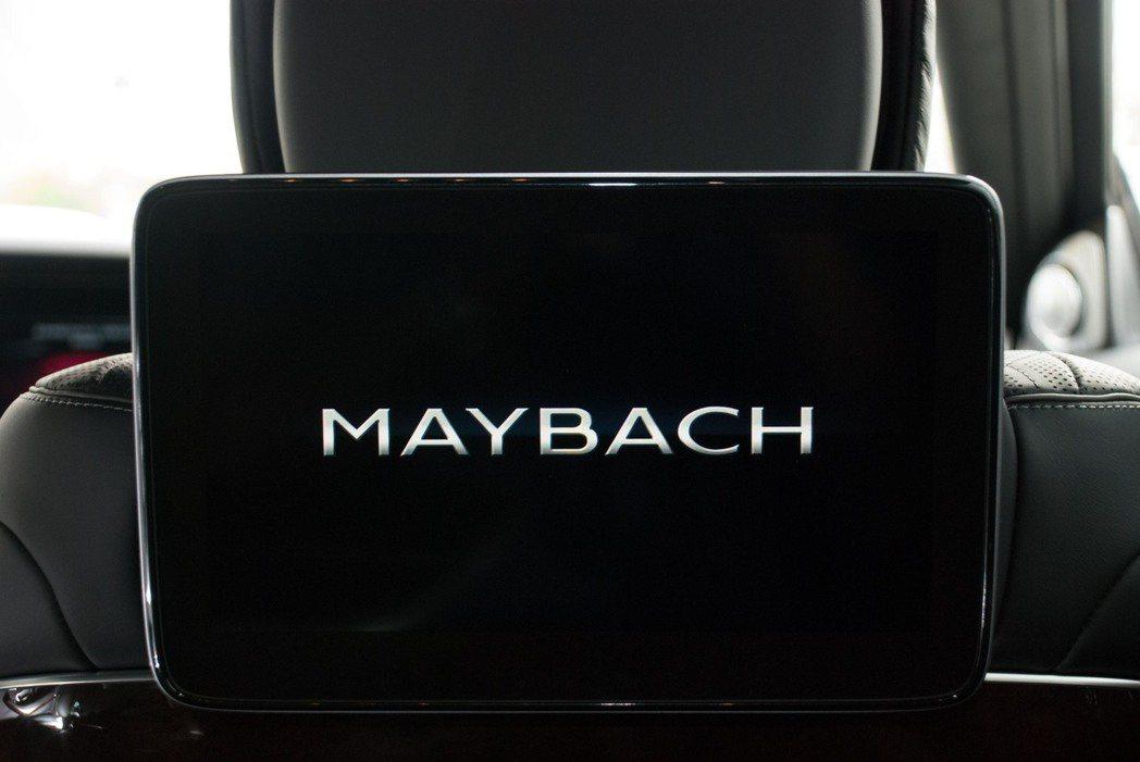 Mercedes-Maybach S650。記者林昱丞/攝影