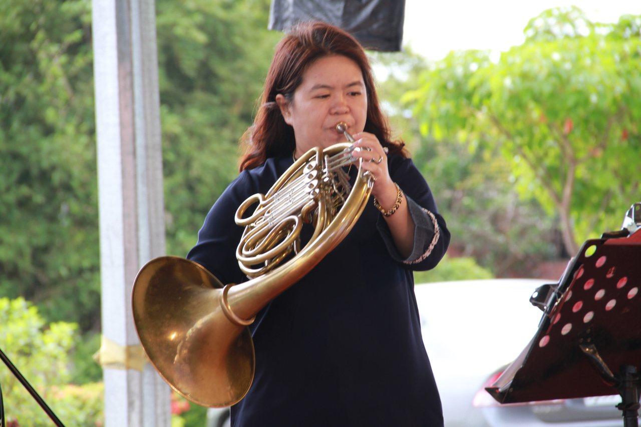宜蘭文化局創辦「水田音樂會」,把國家音樂廳級的演出移師到鄉間,今年由國家交響樂團...