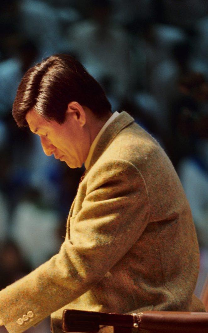 鄭明析牧師數十年來不間斷地為世界和平祈禱。 圖/CGM 提供