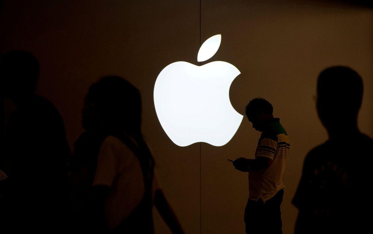 外媒報導,蘋果規劃在2019年新iPhone後置鏡頭設計3D感測功能。(路透)