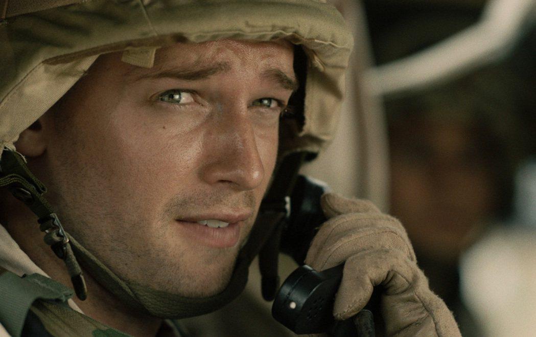 派屈克史瓦辛格在迷你影集「戰火歸途」飾演軍人。圖/國家地理頻道提供