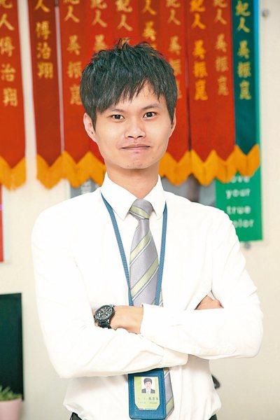 吳季峰(信義房屋內湖大湖店) 年齡:28歲 入行年資:5年