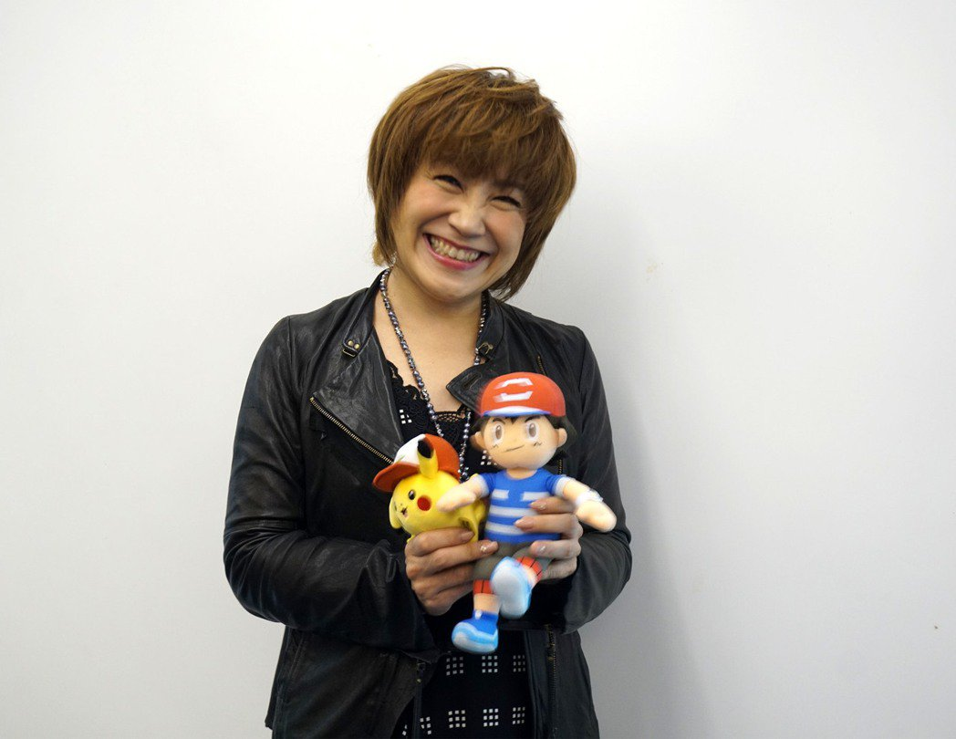 V日本經典動畫「精靈寶可夢(Pokemon)」邁入20週年,為主角「小智」配音的